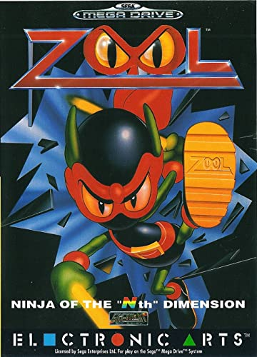 ZOOL NINJA OF THE ŽNŽDIMENSION MG: Amazon.es: Videojuegos