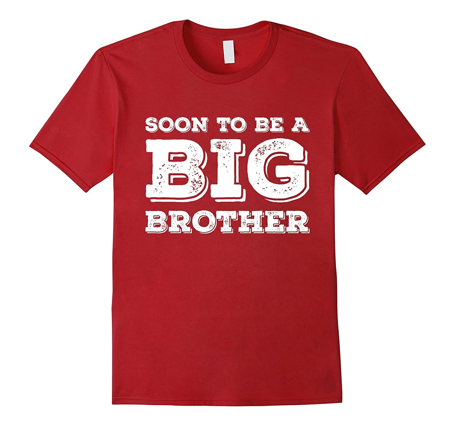 SOON TO BE A BIG BROTHER - T SHIRT-RT