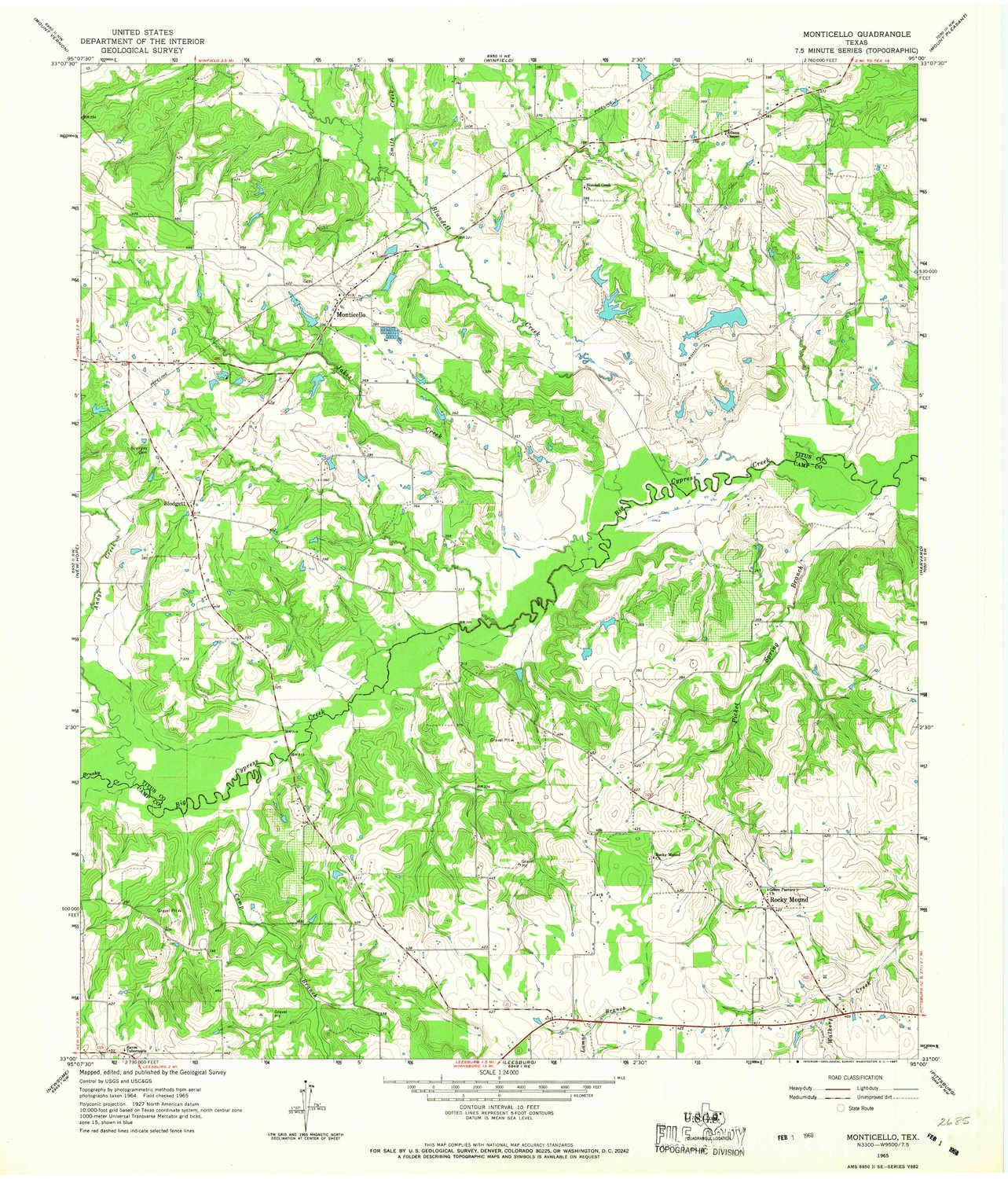 Amazon.com : YellowMaps Monticello TX topo map, 1:24000 ... on interstate 30 map, interstate map of mississippi and alabama, interstate 85 map, lincoln way map, new jersey route 1 map, interstate highway map, interstate 526 map, interstate 75 map, interstate 70 map, interstate 27 map, us highway 78 map, interstate 80 map, interstate 25 map, interstate 10 map, interstate 422 map, interstate 26 map, interstate 44 map, interstate 74 map,