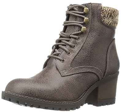 179fb309b31 WHITE MOUNTAIN Women s Tulane Ankle Bootie Stone 8 ...
