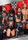 World Wrestling Official 2018 Calendar - WWE A3 Poster Format Calendar