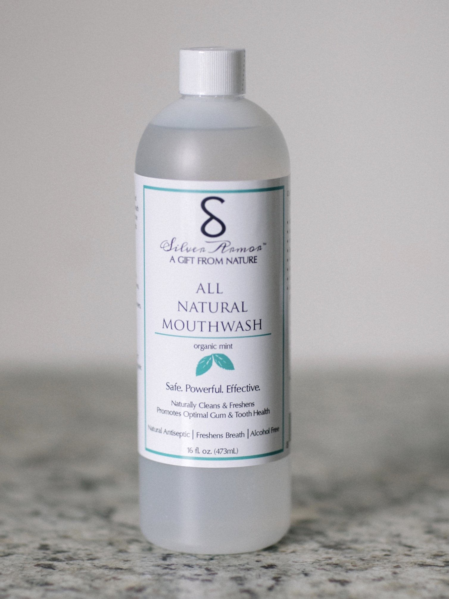 Silver Armor All Natural Mouthwash
