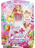 Barbie Principessa Regno delle Caramelle, DYX28, Modelli/Colori Assortiti, 1 Pezzo