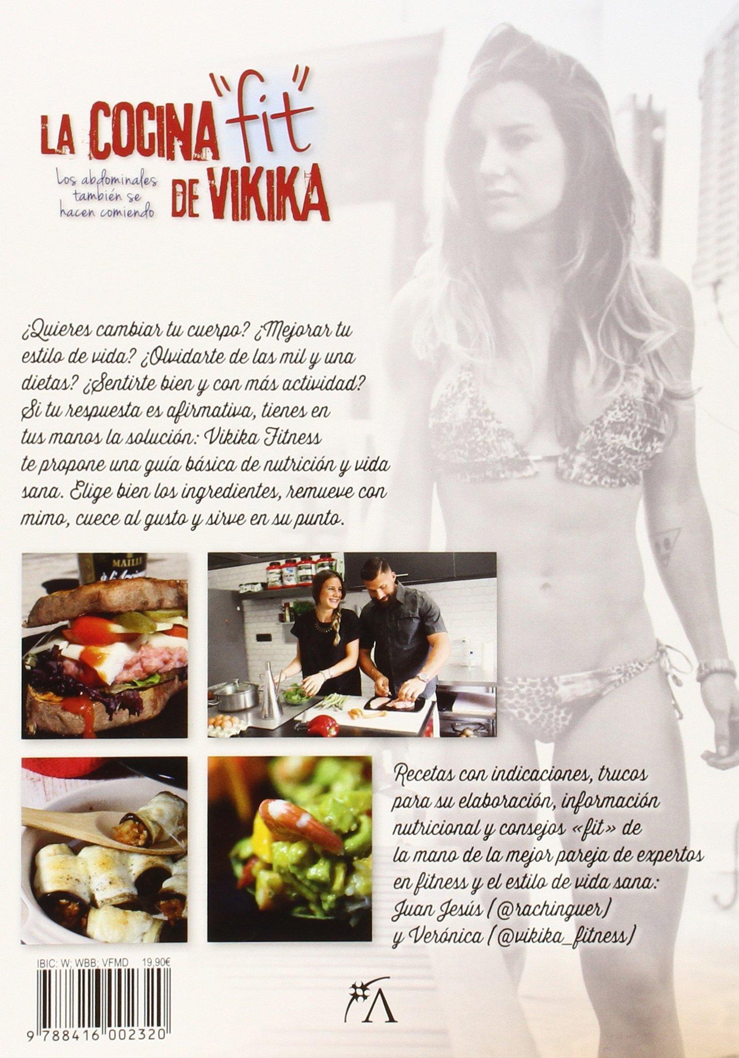 Cocina Fit De Vikika, La (Cocina y nutrición): Amazon.es ...