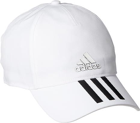 adidas Cg1782 Gorra, Unisex Adulto, Blanco/Negro, Talla Única ...