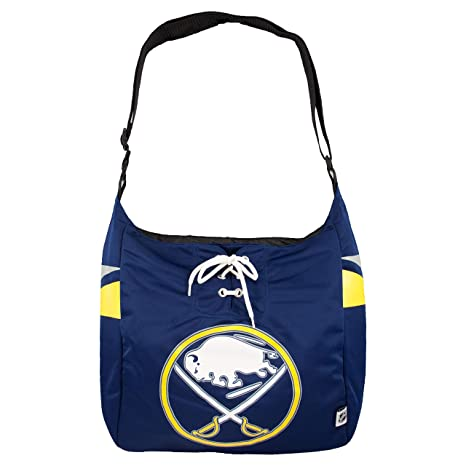 newest collection 0a953 ff1df Amazon.com : Littlearth NHL Buffalo Sabres Team Jersey Tote ...