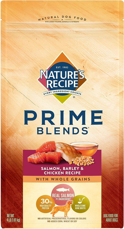 Nature's Recipe Prime Blends Dry Dog Food