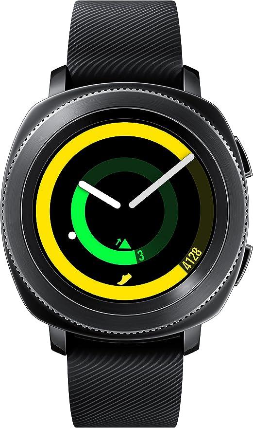 Samsung Gear Sport Reloj Inteligente Negro SAMOLED 3,05 cm (1.2 ...