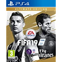 FIFA 19 - Ultimate Edition | PS4 Download Code - UK Account