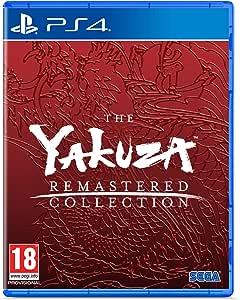 Yakuza Remastered Collection Standard Edition (PS4)