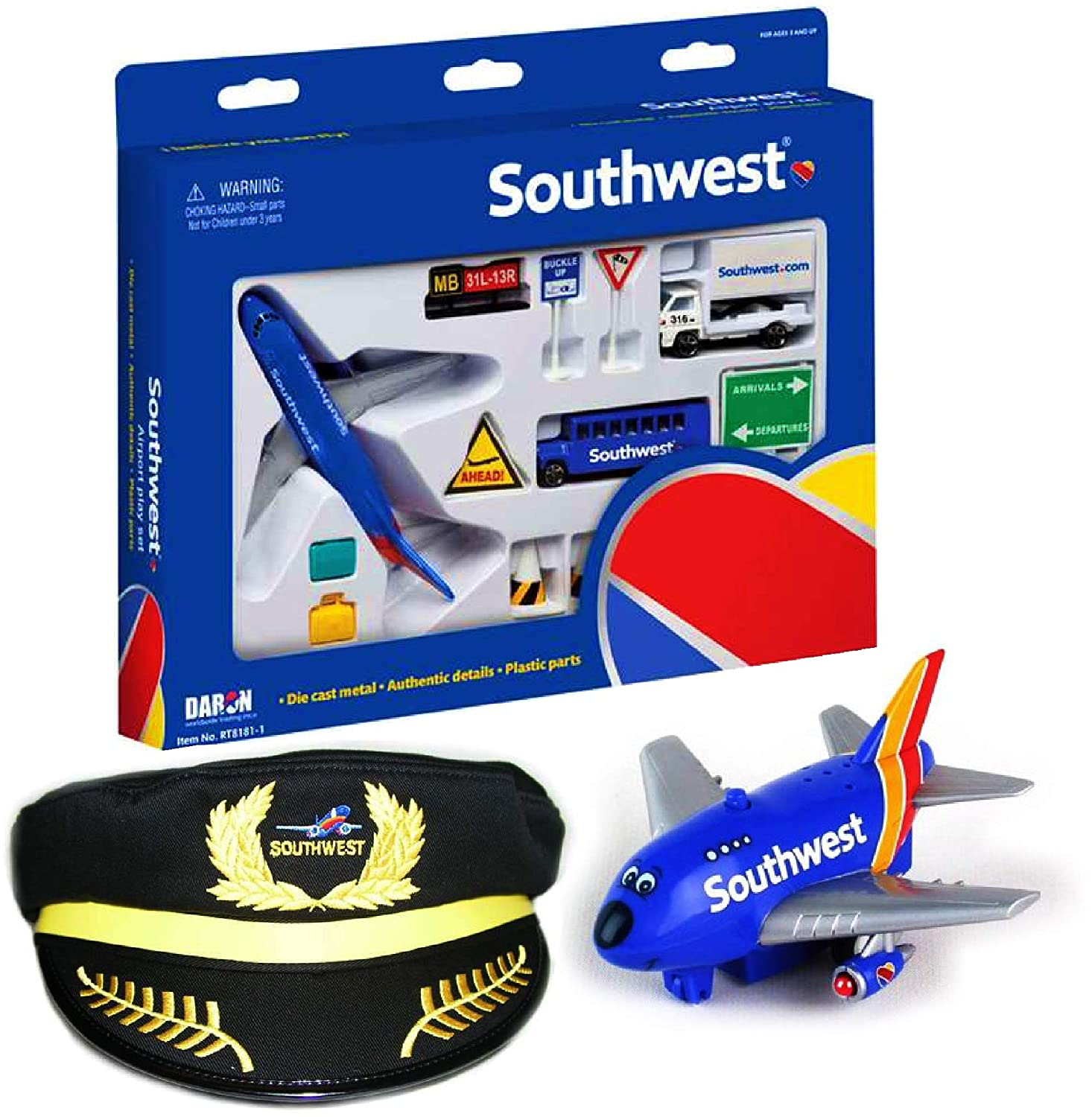 Daron Southwest Airlines Deluxe Gift Set