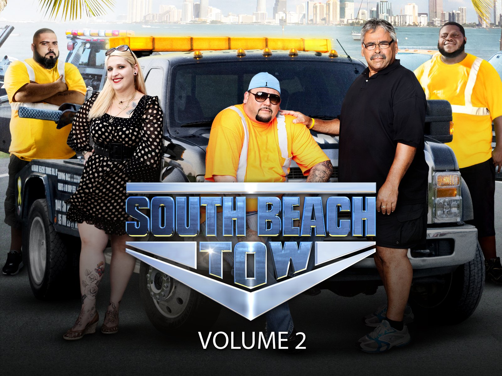 Amazoncom Watch South Beach Tow Season 2 Prime Video