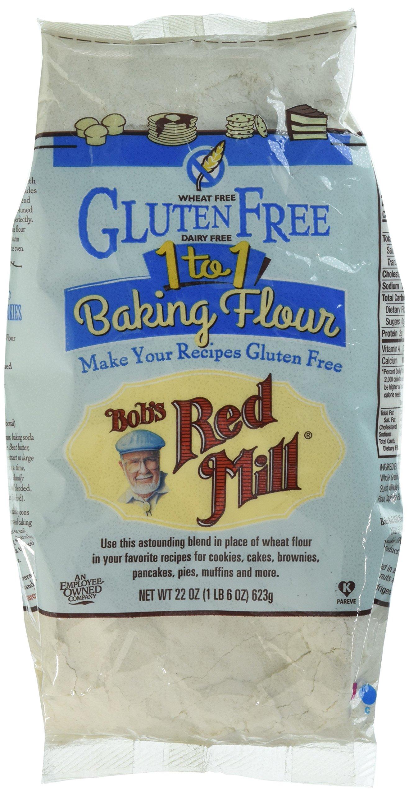 Amazon.com : Bob's Red Mill Gluten Free All Purpose Baking