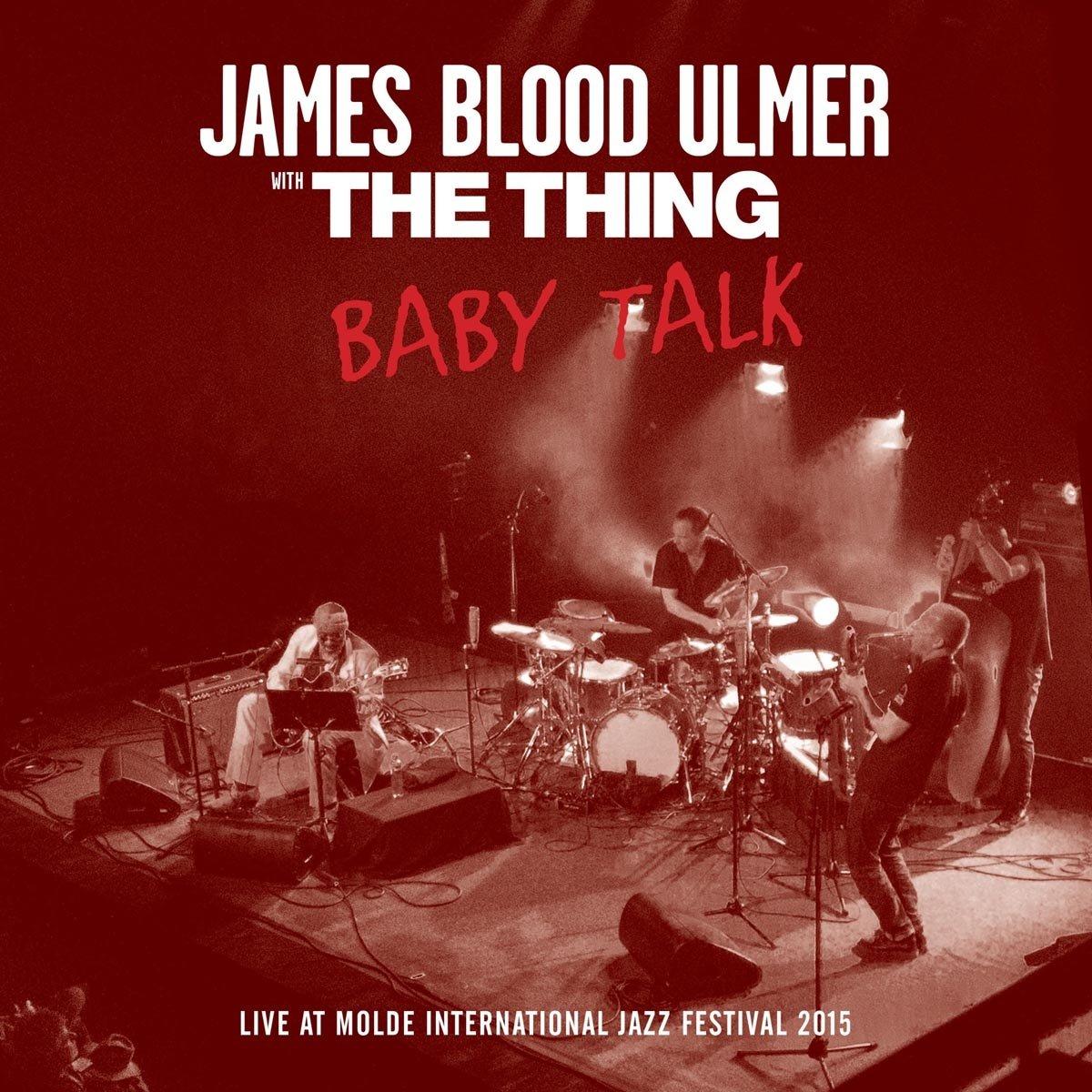 THING & JAMES BLOOD ULMER - Baby Talk (LP Vinyl)
