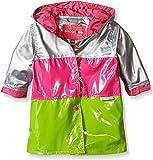 Wippette Baby Girls' Color Block Rainwear