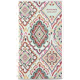 """AT-A-GLANCE Monthly Pocket Planner, January 2018 - January 2020, 3-5/8"""" x 6-1/16"""", Marrakesh (182-021)"""