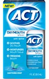 ACT Dry Mouth Spray, 1 Ounce