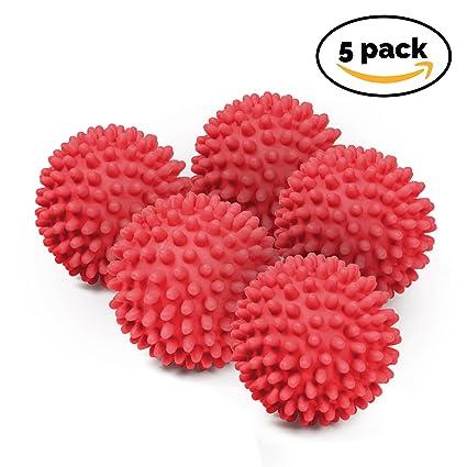 5 x No Derriten - Bolas de Secadora Reutilizables – Bolas de Secado para