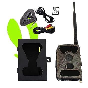Optimus 3 G Wild Cámara GPRS/MMS con carcasa metálica ...