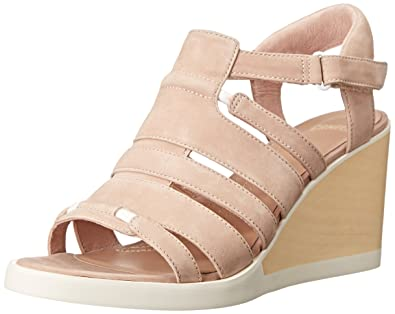 fd6cca74330 Camper Women s Limi and Strappy Wedge Sandal  Amazon.co.uk  Shoes   Bags