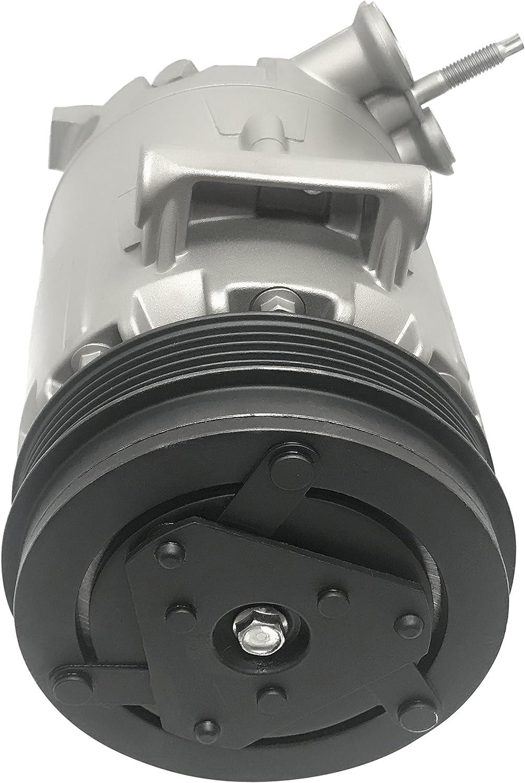 RYC Remanufactured AC Compressor and A//C Clutch FG280