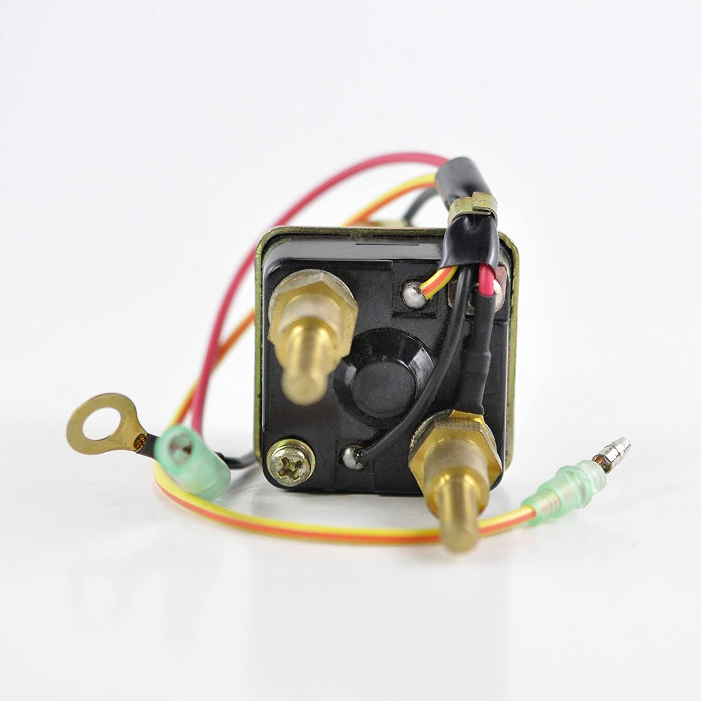 Starter Relay Solenoid For Kawasaki SX SXI SXR X2 SS ST STS STX Super Sport XI XIR JS 440 650 750 800 900 1100 1992-2011 OEM Repl.# 27010-3724 27010-3760 RMSTATOR