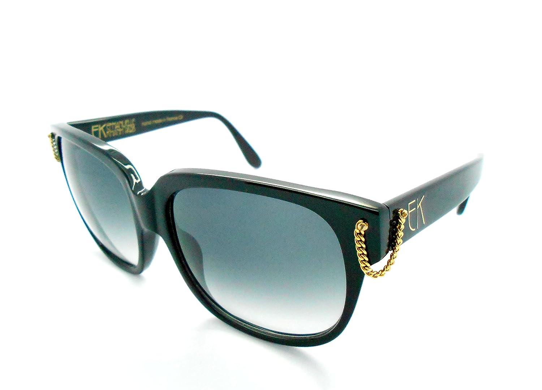 c8818051172 Emmanuelle khanh vintage black sunglasses clothing jpg 1500x1079 Emmanuel  kahn sunglasses paris