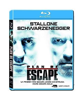 Amazon.com: Escape Plan - Plan de escape (Non USA Format ...