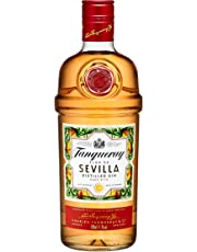 Tanqueray Flor de Sevilla Distilled Gin – A perfect botanical balance with a burst of fresh citrus from Sevilla oranges and classic botanicals – 70cl
