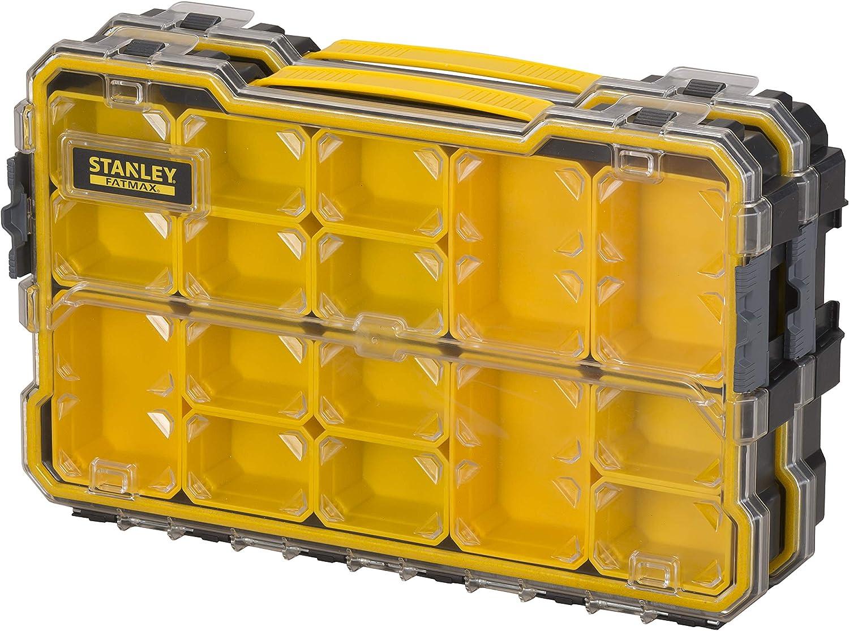 1 pièces Stanley FMST 1-75779 Fatmax Pro 2//3 Shallow Organisateur-Noir