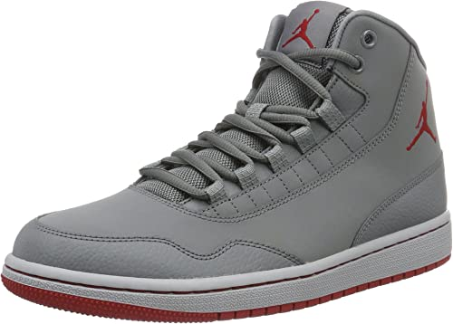 Nike Jordan Executive Baskets pour Homme, Gris, 49.5
