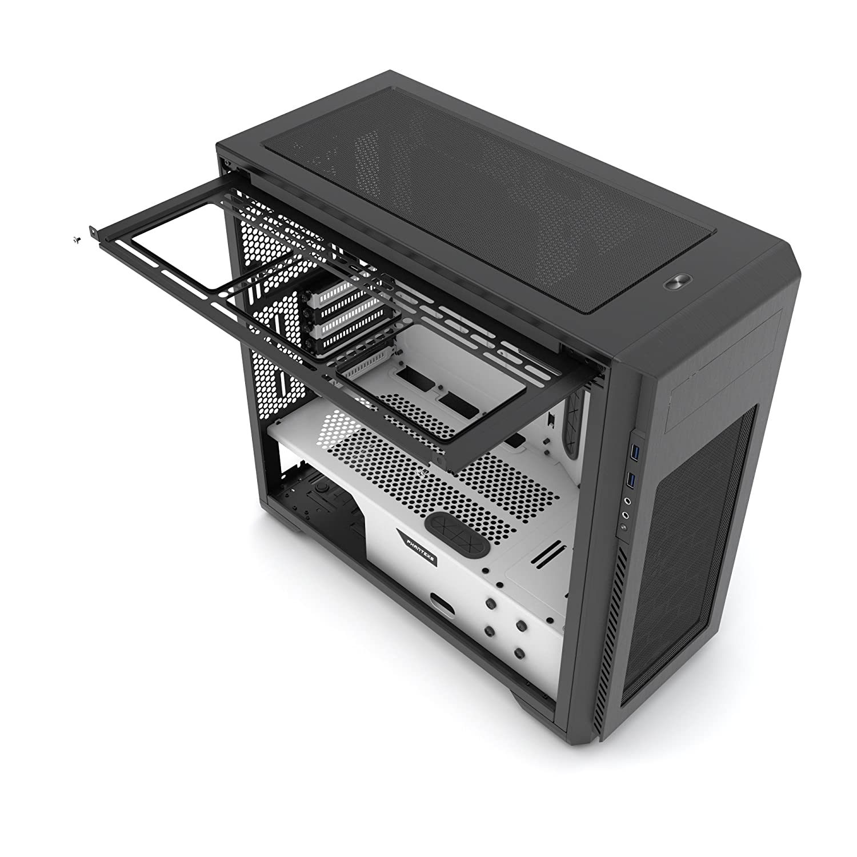 Phanteks PH-ES515PTG/_BK Bo/îtier PC