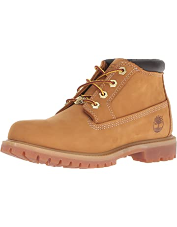 be0e5543 Timberland Nellie Waterproof (Wide Fit), Botas Chukka para Mujer