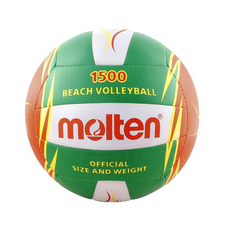 Molten Volleyball Blau/Gelb 5 V5B1502-C