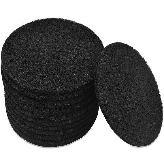 Amazon.com: Paquete de 12 filtros de repuesto de carbón ...