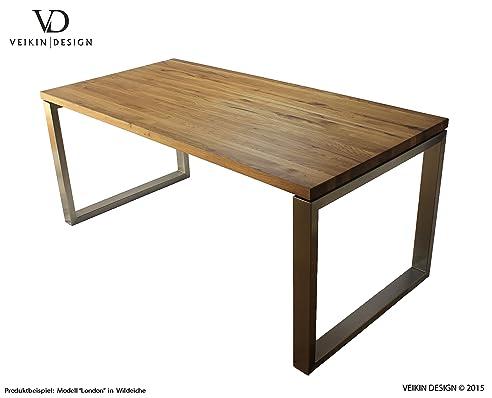 esstisch eiche design. Black Bedroom Furniture Sets. Home Design Ideas