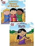 Heroes of Babylon/Ruth Flip-Over Book (Little Bible Heroes™)