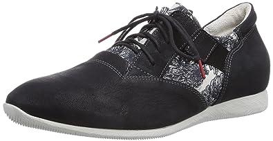Think Renna Damen Sneakers, Schwarz (SZ/Weiss 08), 40 EU