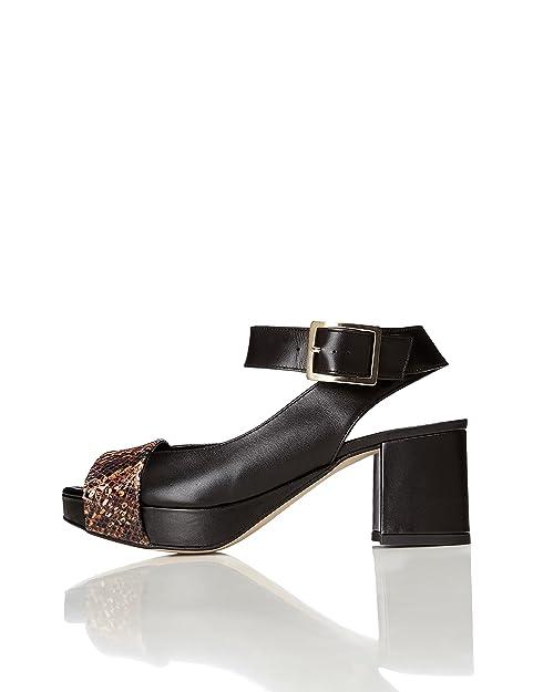 Find Amazon Donna Tacco Scarpe Con it Sandalo E Borse rwITgr
