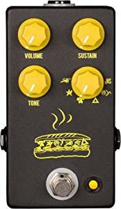 JHS Muffuletta Fuzz Guitar Effects Pedal