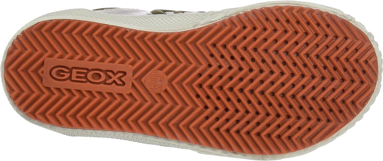 Geox Kids Jr Alonisso Boy 4-K Sneaker