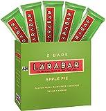 Larabar Fruit & Nut Food Bar Gluten Free Non-GMO Apple Pie 1.6 oz Bar (5 Count)