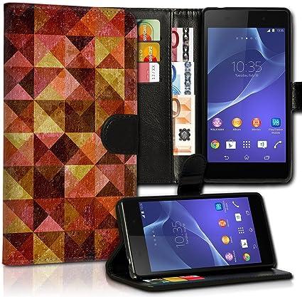 wicostar Wallet Funda Case Funda Carcasa diseño Funda para Samsung Galaxy S3 Mini VE i8200 N – Diseño Flip mvd6: Amazon.es: Electrónica