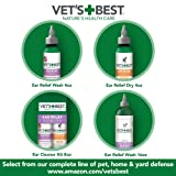 Vet's Best Ear Relief Wash Cleaner for Dogs, 16