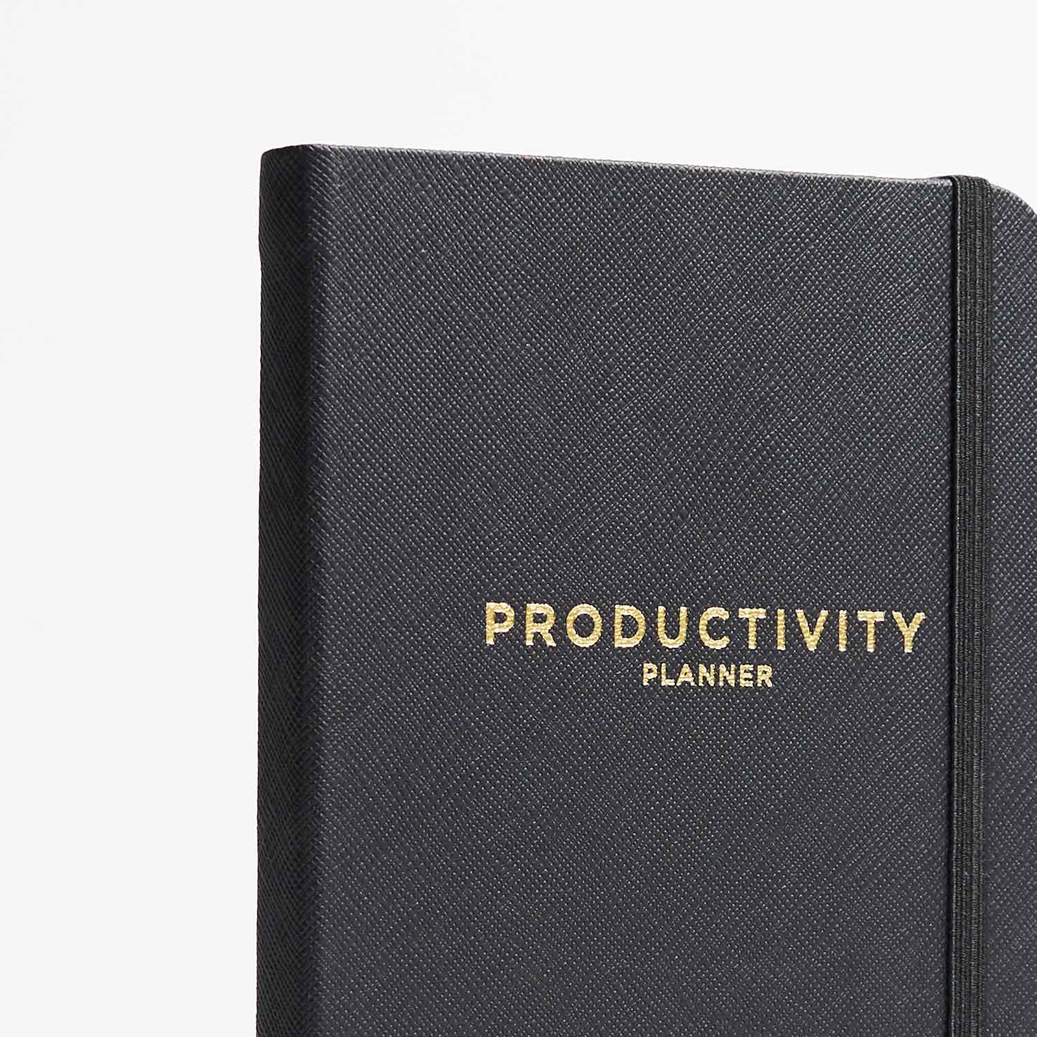 Non Dated 5 x 8 Daily Planner Productivity Planner