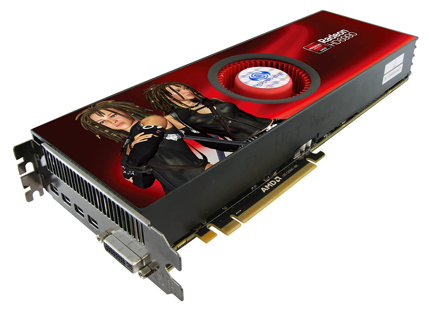 Amazon.com: Sapphire Radeon HD 6990 4 GB ddr5 DVI-I/Quad ...