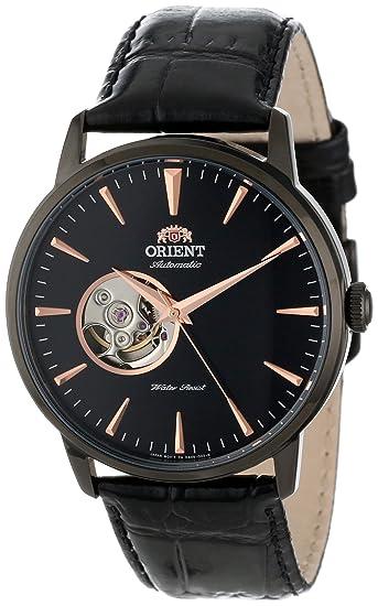 ORIENT Esteem FDB08002B0 - Reloj (Reloj de Pulsera, Masculino, Acero Inoxidable, Negro