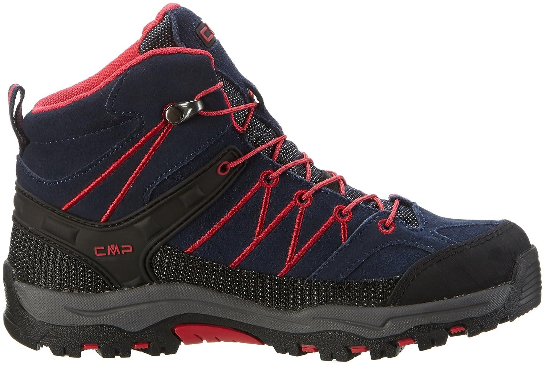 CMP Unisex-Erwachsene Rigel Mid WP Trekking-& Wanderstiefel Blau) Blau (schwarz Blau) Wanderstiefel 045b0e