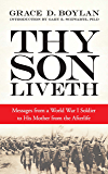 Thy Son Liveth: Messages from a World War I Soldier to His Mother from the Afterlife (Dover Empower Your Life)