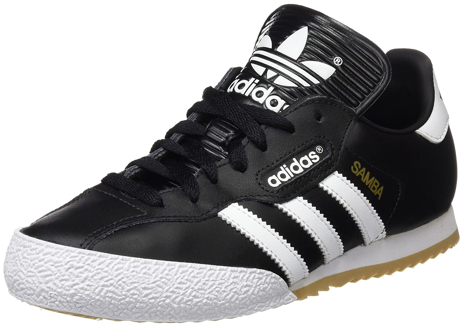 3601396723f4 adidas Men s s Sam Super Suede Fitness Shoes  Amazon.co.uk  Shoes   Bags